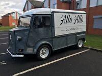 HY Van - Fully restored 1972 catering van