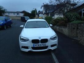 SOLD- 1 Series-M-Sport-Full Leather 118i