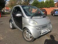 Smart Car Semi Auto