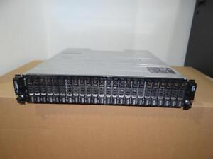 DELL PowerVault MD3220 Hard Drive Array with 24x 600GB SAS 10K - DUal Controllers