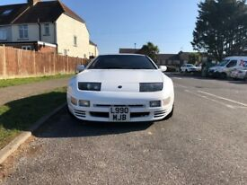 Nissan 300 3.0 ZX Targa 3dr£6,495 p/x welcome Rare Twin Turbo Coupe 78,000 miles