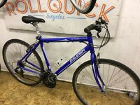 Raleigh Detour mens hybrid bike