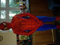 Spiderman outfit