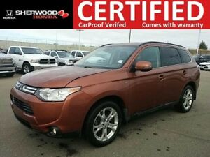 2014 Mitsubishi Outlander GT| REMOTE START| 3M| NAVI| POWER LIFT