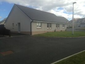 2 Bed Semi Detached Bungalow North Kessock
