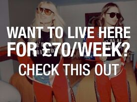 Want to live here for 70p/weekly? Check this out!