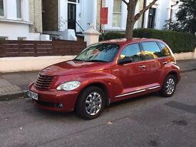 Chrysler PT Cruiser 2.4 Limited Edition (Red, 2006) - low mileage ( 61,121) - very good condition