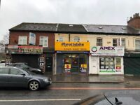 Takeaway Fast Food Shop Business For Sale - Busy A6 Main Road - Equipment Included - Heavy Footfall