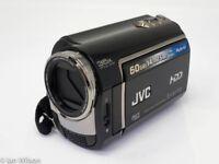 JVC GZ-MG364 64GB Hard disk drive camcorder