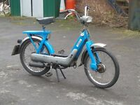 1981 VESPA DOUGLAS PIAGGIO CIAO 50CC MOPED SCOOTER GREAT RUNNER DELIVERY AVAILABLE
