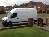 MAN WITH A VAN NEWCASTLE - SINGLE ITEMS From £10 / REMOVALS / COLLECTIONS / CLEARANCES NORTH SHIELDS