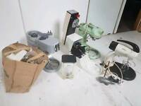 Job lot of vintage mixers