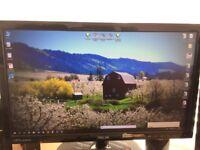 Asus - 21.5 inch Widescreen IPS Monitor (DVI, VGA, HDMI, 1920 x 1080, 14ms, Headphone Jack)
