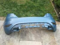 Ford Fiesta 2009-2014 genuine rear bumper in good condition