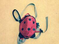 Little life ladybird toddler daysack