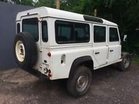 2002 Landrover Land Rover Defender 300 TDi Left Hand Drive Breaking All Parts