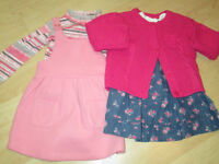 TWO BRAND NEW LITTLE GIRLS SETS
