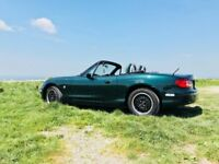 '52 Mazda MX-5 1.6i 2 Door Convertible Manual (not Toyota/Honda/etc)