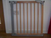 Stair Gate - BabyDan Beech Pressure fit Safety Gate