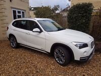 White BMW X1 for sale