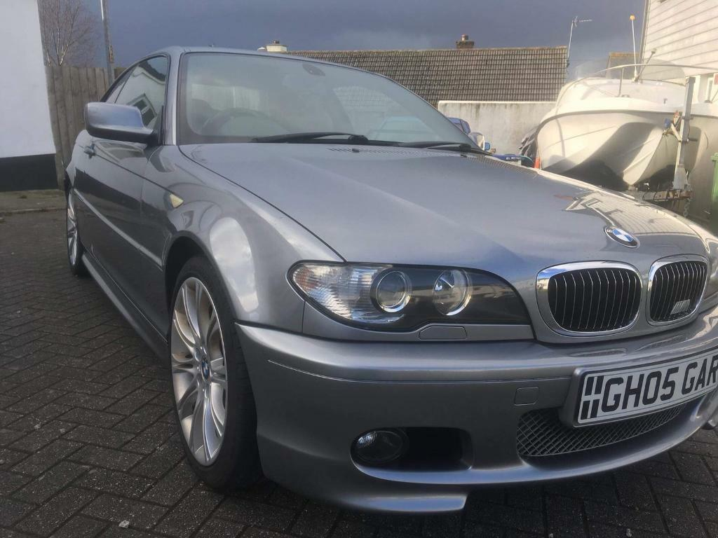 bmw e46 330 ci m sport 6 speed manual in penzance cornwall gumtree. Black Bedroom Furniture Sets. Home Design Ideas