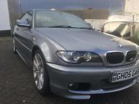 BMW E46 330 Ci M Sport 6 speed Manual.