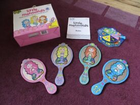 Little Mermaids Game - For approx ages 3-6
