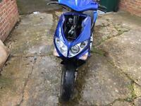 Peugeot Speedfight 100cc Project/Spares Or Repairs