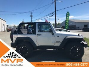 2011 Jeep Wrangler Only 69,000kms