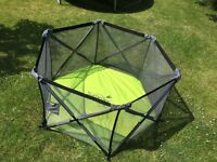 Summer baby infant pop-up portable playpen - excellent condition