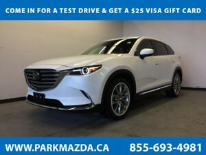 2017 Mazda CX-9 Signature AWD - Bluetooth, NAV, Backup Cam, 3rd
