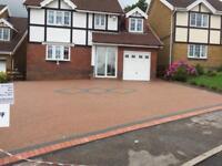 Resin driveways, paths, patios, garden