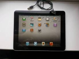 Apple ipad 1 Gen 32 Gb 10 inches