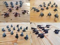 Warhammer Chaos Space Marines and Tyranids Collection