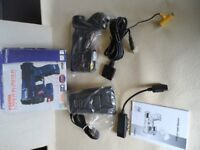 PS099L Laser Blaster & Reload Pedal for PlayStation Console Logic3, PSone & PS2