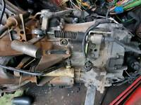 Iveco Daily Gearbox. In perfect working condition.