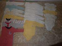 Baby boy bundle of clothes 9-12