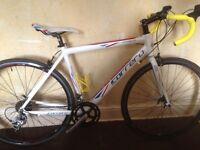 """Bargain """"Carrera vertuoso limited edition road bike"""""""