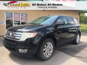 2007 Ford Edge SEL Plus AWD!! LEATHER INTERIOR!! POWER SEATS!! L
