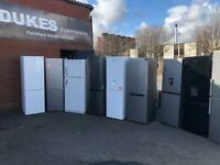 Just arrived today large fridge freezers Dukes furnishings in Dennistoun