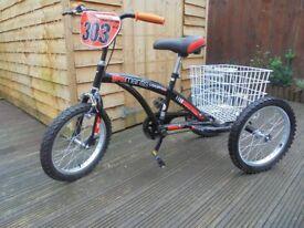 bike( boys tricycle )