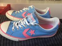 Converse trainers as new size 3