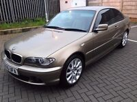 BMW 3 SERIES COUPE 318