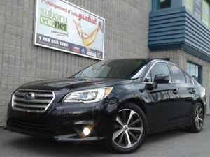 2015 Subaru Legacy LIMITED*81$/SEM*CUIR*GPS*TOIT*AWD