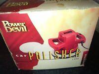 Power Devil car polisher