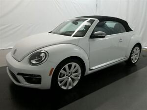 2014 Volkswagen Beetle CONVERTIBLE! NAVIGATION! 1.8 TSI Highline