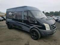 2005 05 ford transit camper/dayvan (needs finishing)