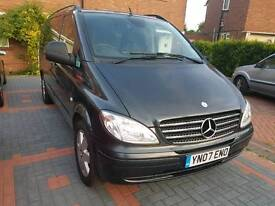 Mercedes Vito MINI BUSS 8 seater Absolutly a pride Ride Excellnt Drive Cheapest in Uk £5500
