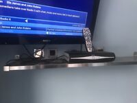 2 x SKY HD+BOXES WITH 2 REMOTE CONTROLS