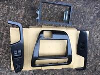 Honda prelude 5th gen prelude type s carbon interior trim (Vti 97-01)